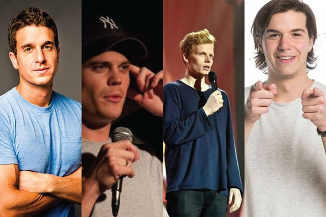 Comedy Night line-up announced!