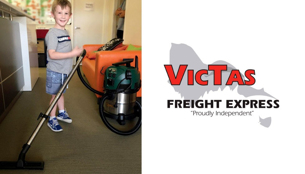 Thank you VicTas Freight Express